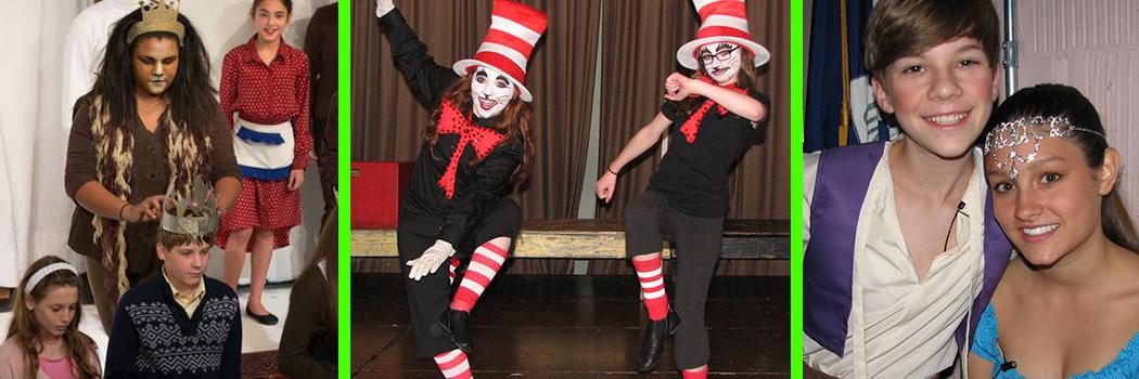Providing quality children's theatre programs in the Houma area
