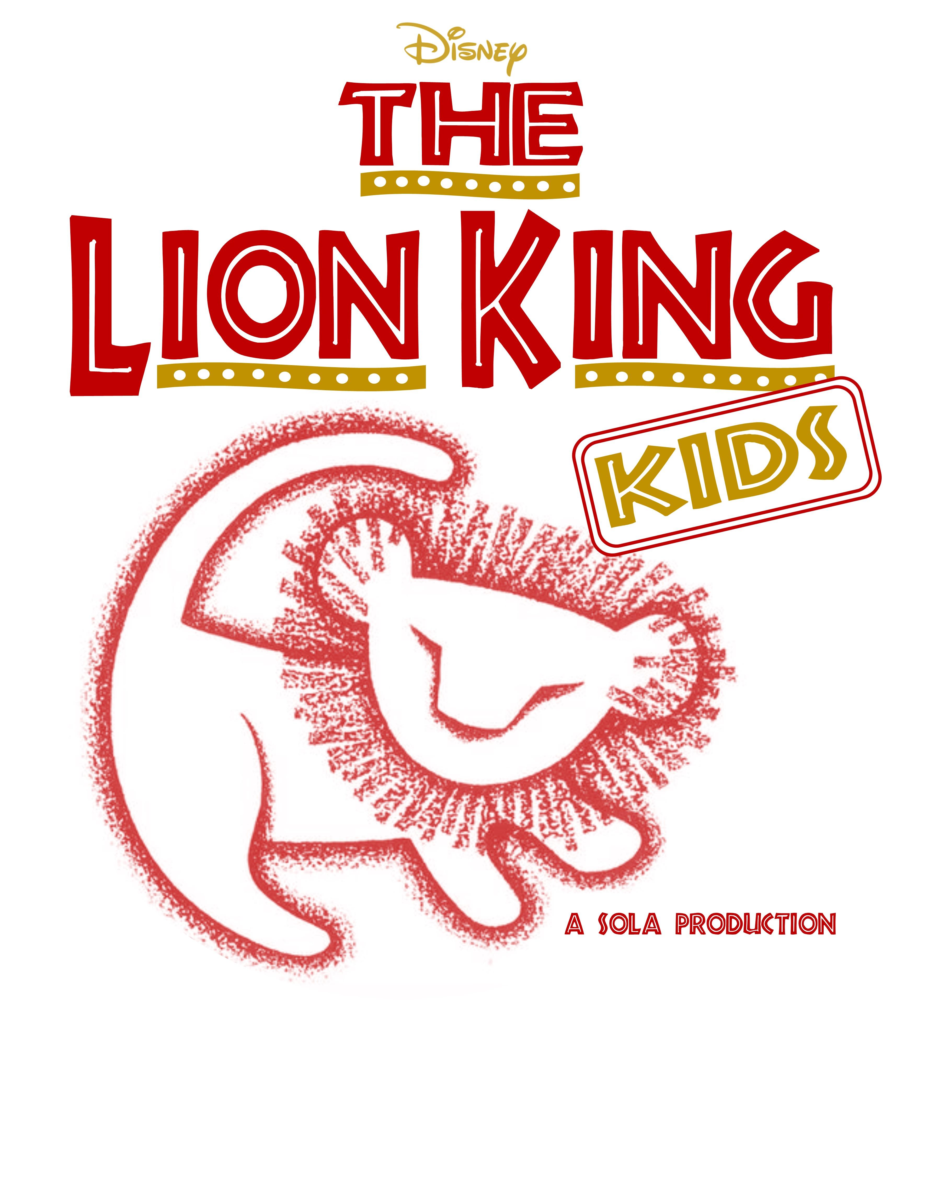Disney's The Lion King Kids!